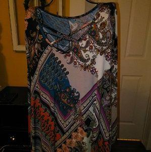 Beautiful paisley top.